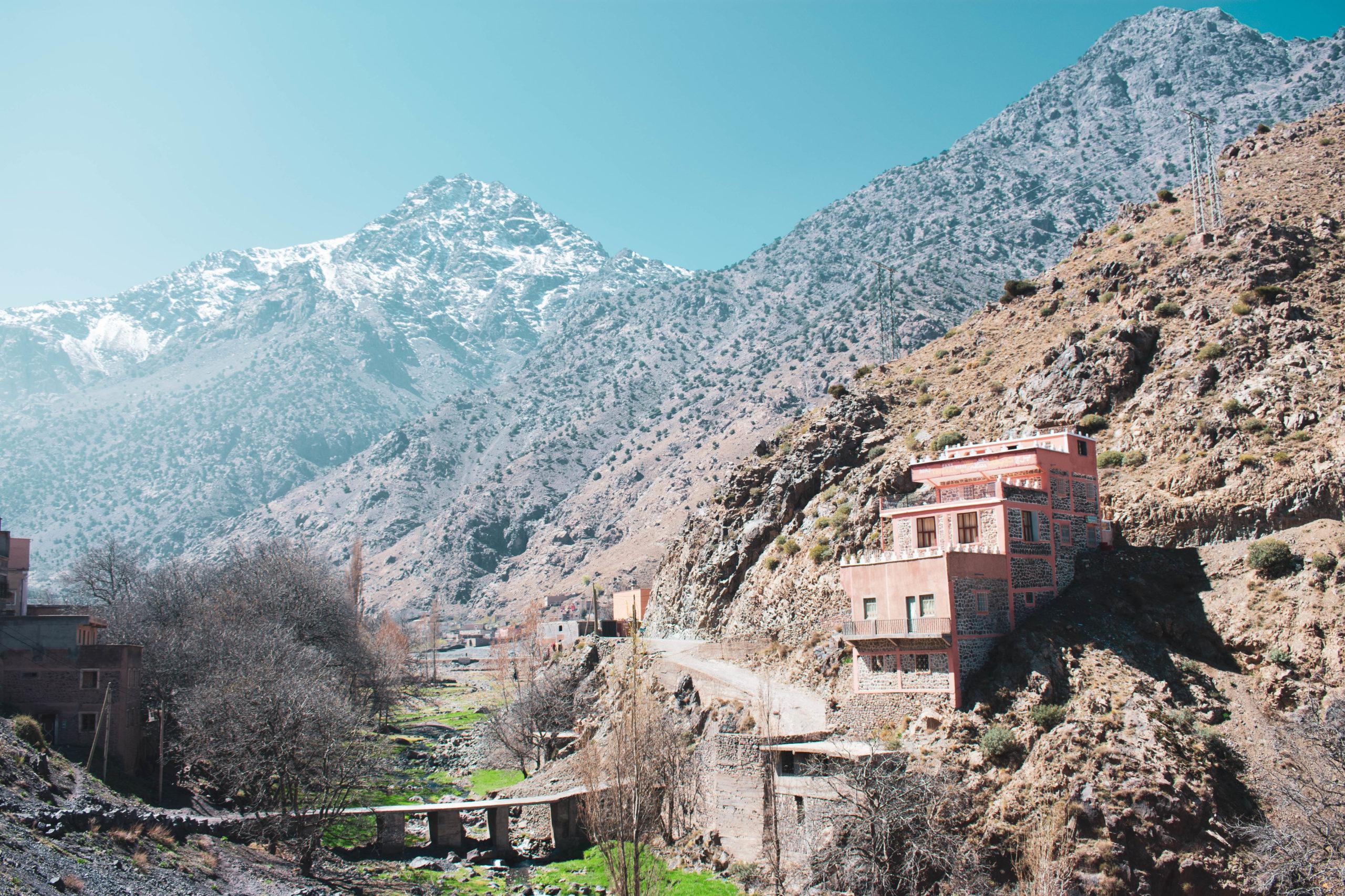 Détour au Maroc